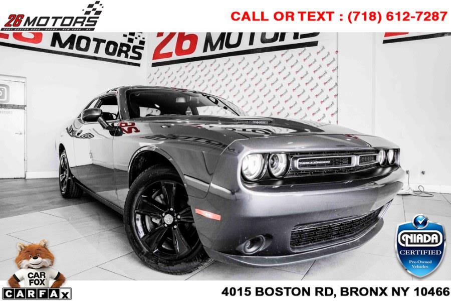 Used Dodge Challenger SXT RWD 2020 | 26 Motors Corp. Bronx, New York