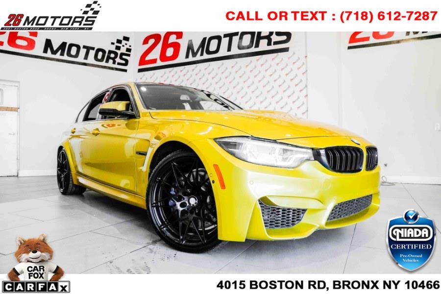 Used BMW M3 CS Sedan 2018   26 Motors Corp. Bronx, New York