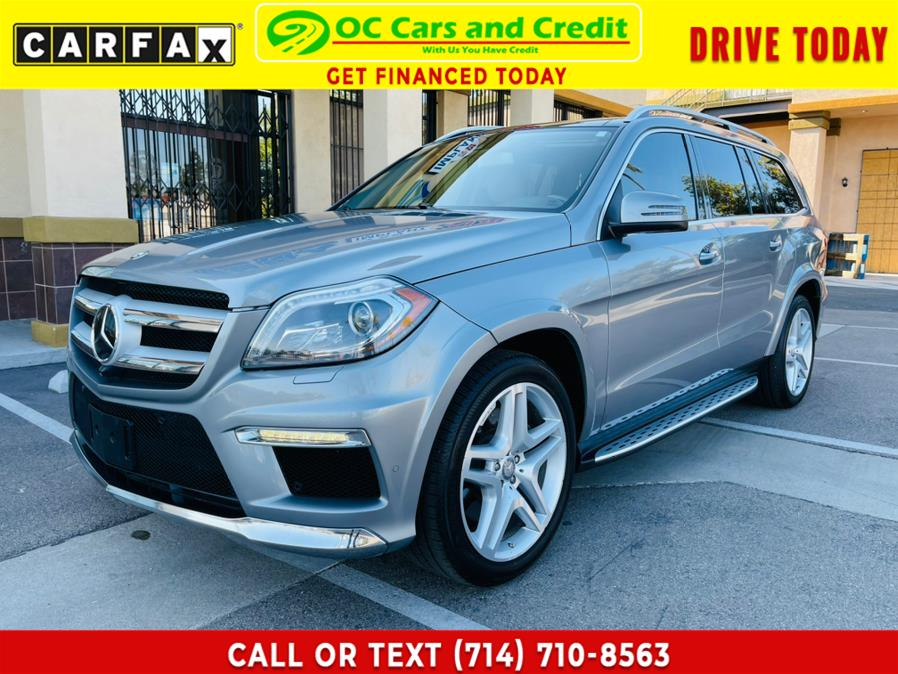 Used 2015 Mercedes-Benz GL-Class in Garden Grove, California | OC Cars and Credit. Garden Grove, California