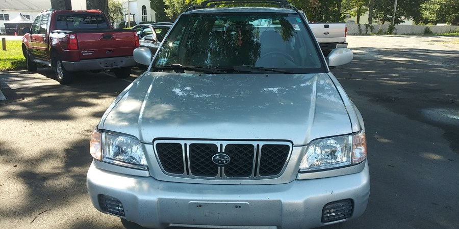 Used 2002 Subaru Forester in South Hadley, Massachusetts   Payless Auto Sale. South Hadley, Massachusetts