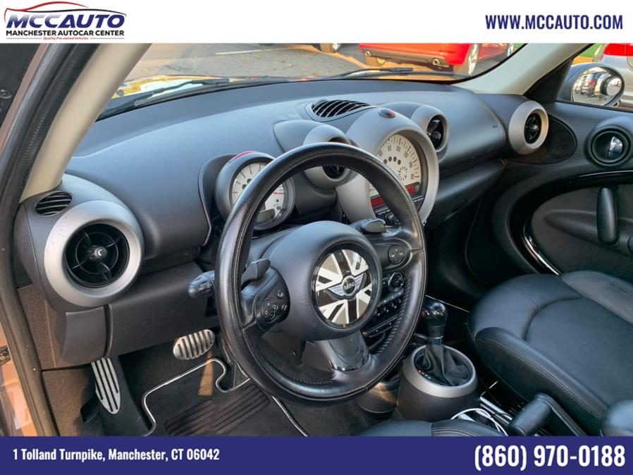 Used MINI Cooper Countryman AWD 4dr S ALL4 2012 | Manchester Autocar Center. Manchester, Connecticut