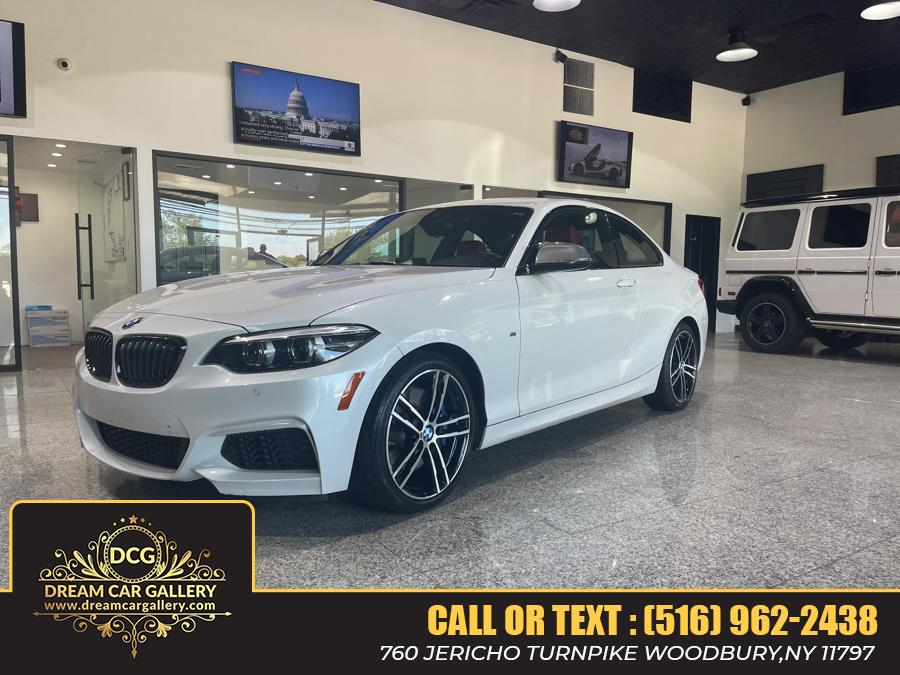 Used BMW 2 Series M240i xDrive Coupe 2019 | Dream Car Gallery. Woodbury, New York