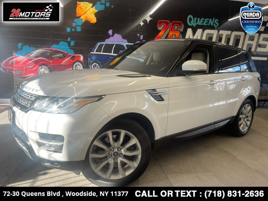 Used Land Rover Range Rover Sport 4WD 4dr HSE 2014 | 26 Motors Queens. Woodside, New York