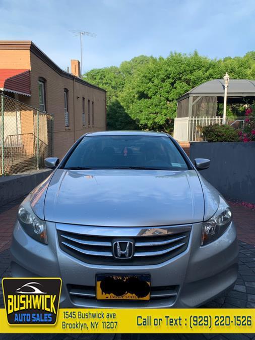 Used 2011 Honda Accord Sdn in Brooklyn, New York | Bushwick Auto Sales LLC. Brooklyn, New York