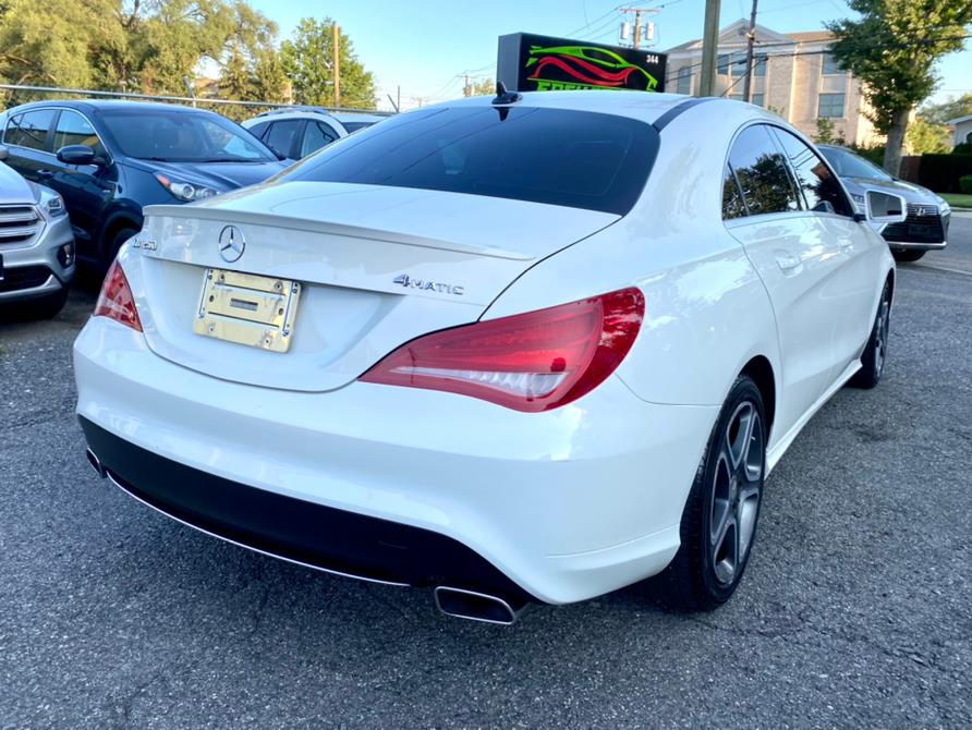 Used Mercedes-Benz CLA-Class 4dr Sdn CLA250 4MATIC 2014 | Easy Credit of Jersey. South Hackensack, New Jersey