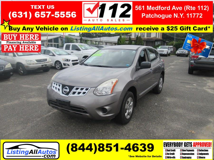 Used 2011 Nissan Rogue in Patchogue, New York   www.ListingAllAutos.com. Patchogue, New York