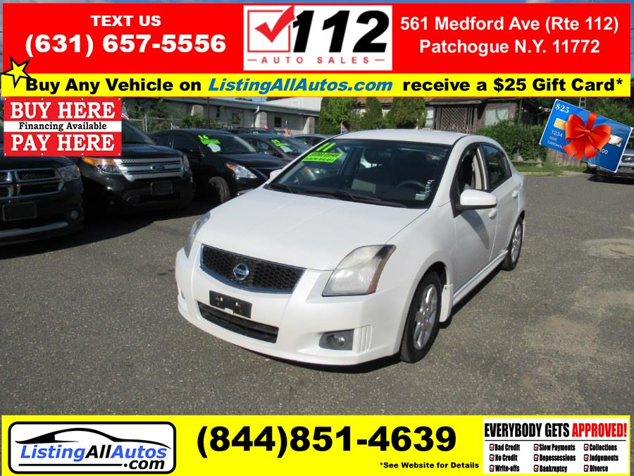 Used 2011 Nissan Sentra in Patchogue, New York   www.ListingAllAutos.com. Patchogue, New York