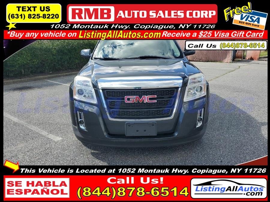 Used 2013 GMC Terrain in Patchogue, New York | www.ListingAllAutos.com. Patchogue, New York