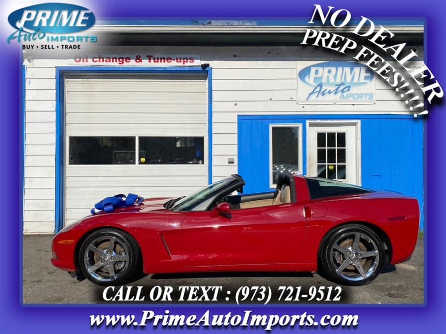 Used Chevrolet Corvette 2dr Cpe 2005 | Prime Auto Imports. Bloomingdale, New Jersey