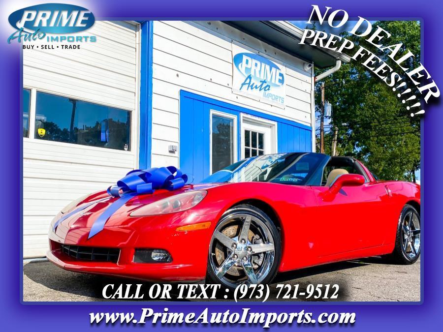 Used 2005 Chevrolet Corvette in Bloomingdale, New Jersey | Prime Auto Imports. Bloomingdale, New Jersey