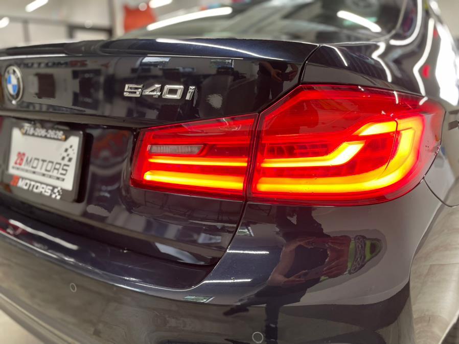 Used BMW 5 Series ///M Sport Pkg 540i xDrive Sedan 2018 | Jamaica 26 Motors. Hollis, New York