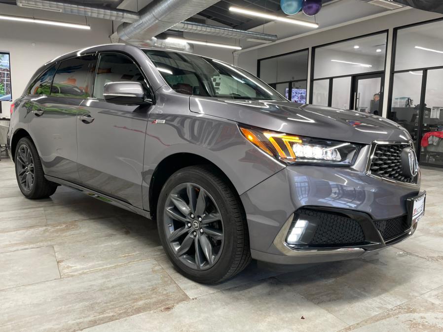 Used Acura MDX A-Spec SH-AWD 7-Passenger w/Technology/A-Spec Pkg 2020   Jamaica 26 Motors. Hollis, New York