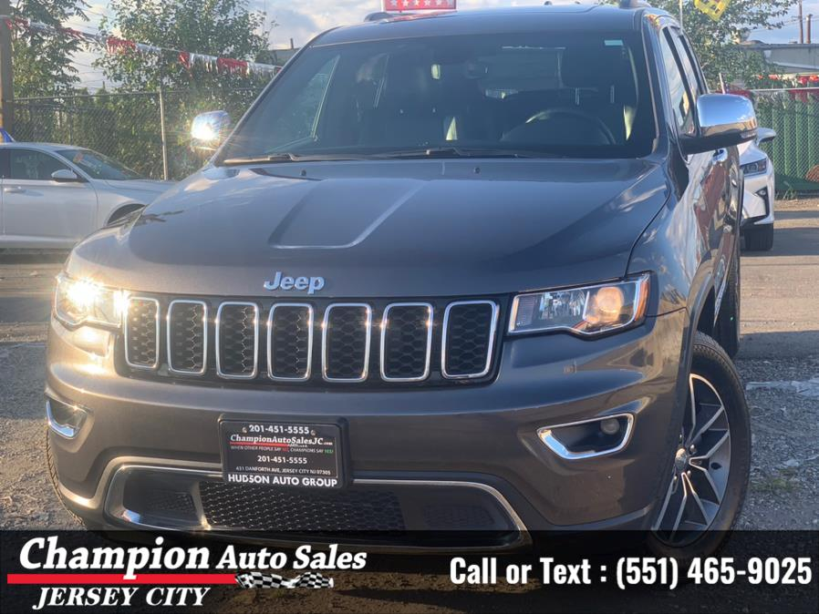 Used Jeep Grand Cherokee Limited 4x4 2018 | Champion Auto Sales of JC. Jersey City, New Jersey