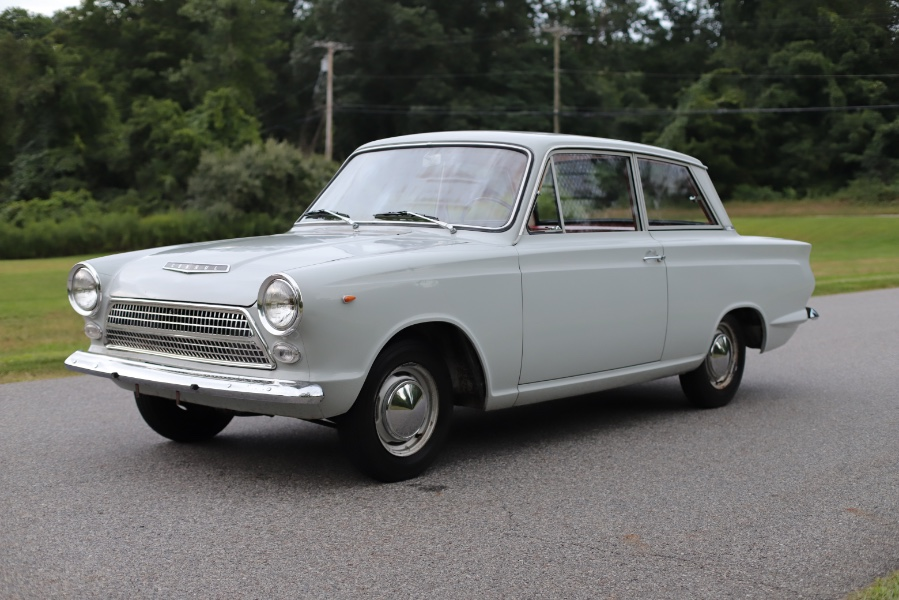 Used 1963 Ford Cortina in North Salem, New York | Meccanic Shop North Inc. North Salem, New York