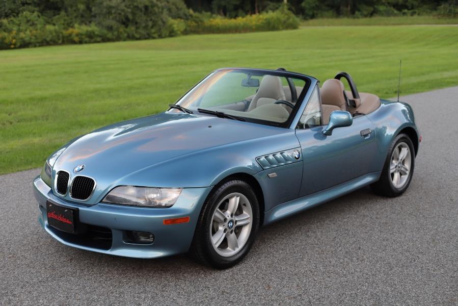 Used 2000 BMW Z3 in North Salem, New York | Meccanic Shop North Inc. North Salem, New York