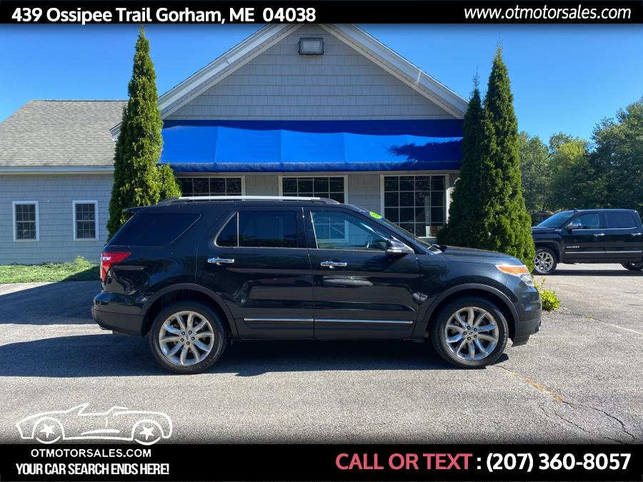 Used Ford Explorer 4WD 4dr XLT 2014 | Ossipee Trail Motor Sales. Gorham, Maine
