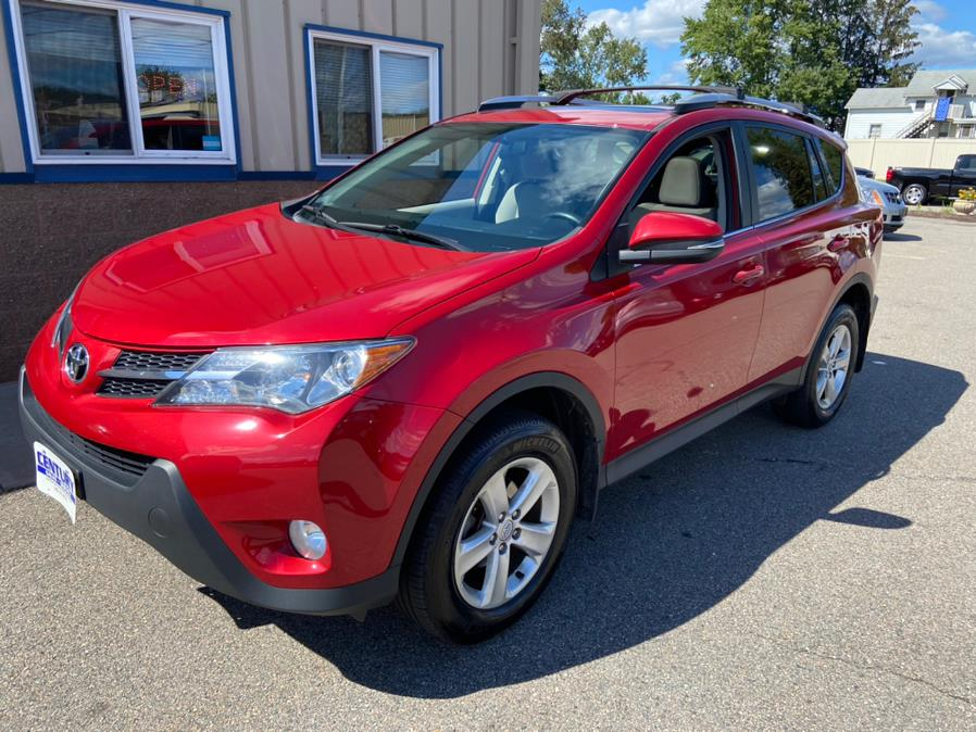 Used Toyota RAV4 AWD 4dr XLE (Natl) 2013 | Century Auto And Truck. East Windsor, Connecticut