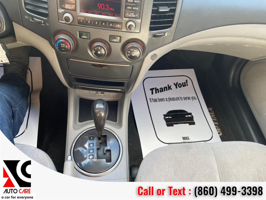 Used Kia Optima 4dr Sdn I4 Auto LX 2010 | Auto Care Motors. Vernon , Connecticut