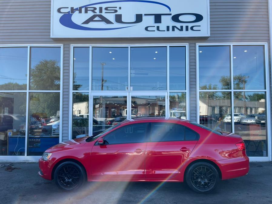 Used Volkswagen Jetta Sedan 4dr Auto SE PZEV 2014   Chris's Auto Clinic. Plainville, Connecticut