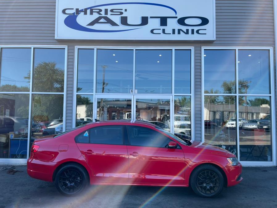 Used Volkswagen Jetta Sedan 4dr Auto SE PZEV 2014 | Chris's Auto Clinic. Plainville, Connecticut