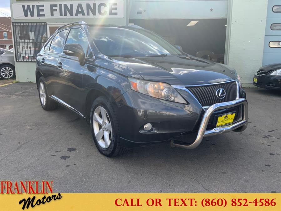 Used 2010 Lexus RX 350 in Hartford, Connecticut | Franklin Motors Auto Sales LLC. Hartford, Connecticut