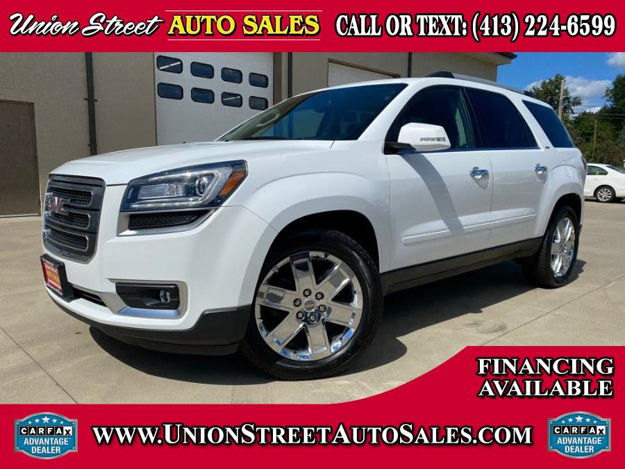 Used GMC Acadia Limited AWD 4dr Limited 2017 | Union Street Auto Sales. West Springfield, Massachusetts