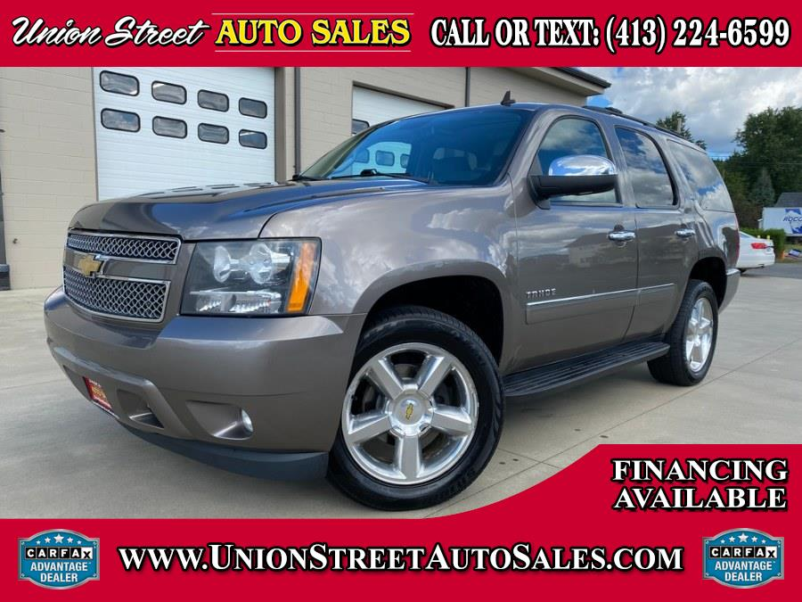 Used Chevrolet Tahoe 4WD 4dr 1500 LTZ 2011 | Union Street Auto Sales. West Springfield, Massachusetts