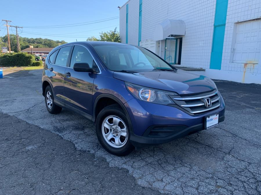 Used Honda CR-V AWD 5dr LX 2013   Dealertown Auto Wholesalers. Milford, Connecticut