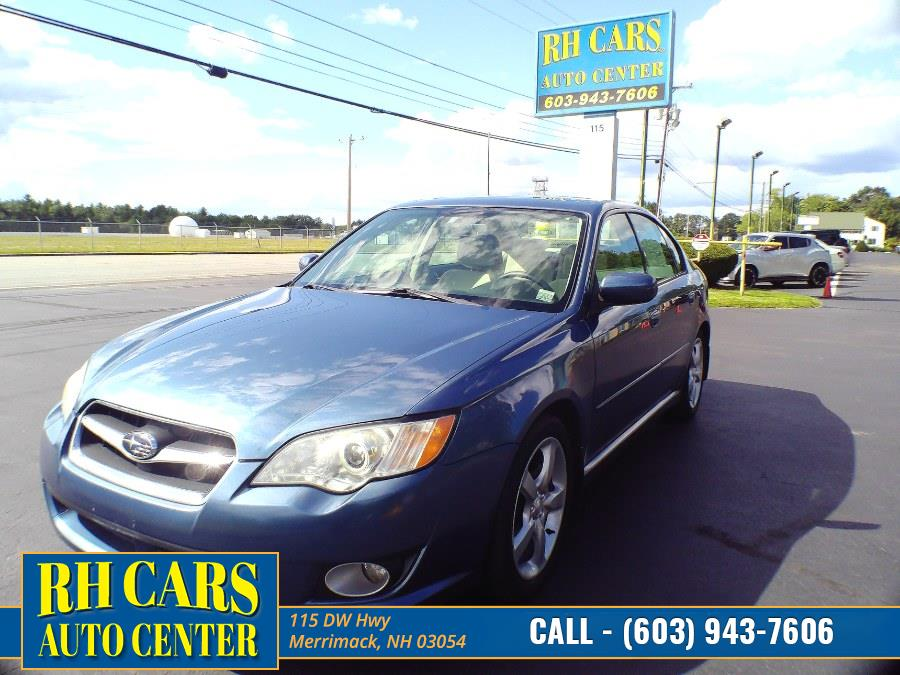 Used 2009 Subaru Legacy in Merrimack, New Hampshire | RH Cars LLC. Merrimack, New Hampshire