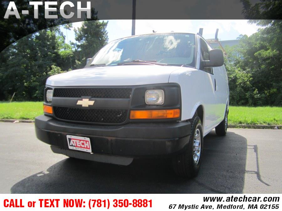"Used Chevrolet Express Cargo Van RWD 2500 135"" 2011 | A-Tech. Medford, Massachusetts"