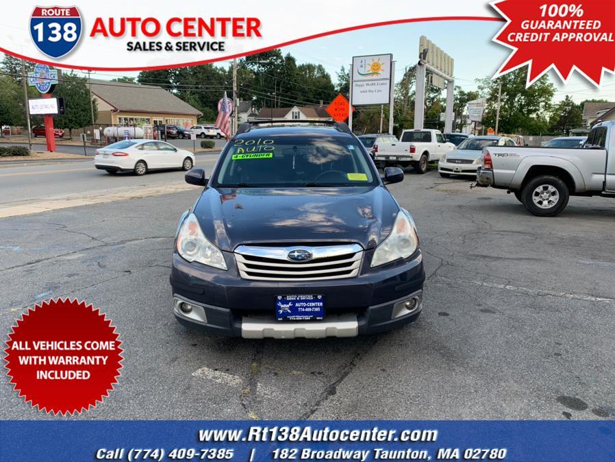 Used 2010 Subaru Outback in Taunton, Massachusetts | Rt 138 Auto Center Inc . Taunton, Massachusetts