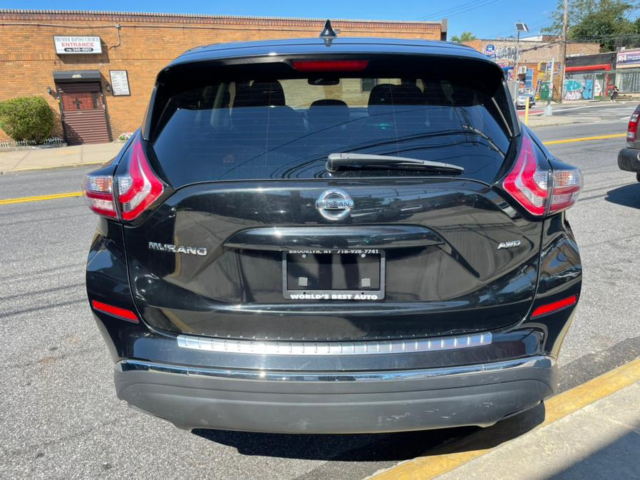2017 Nissan Murano 2017.5 AWD S, available for sale in Brooklyn, NY