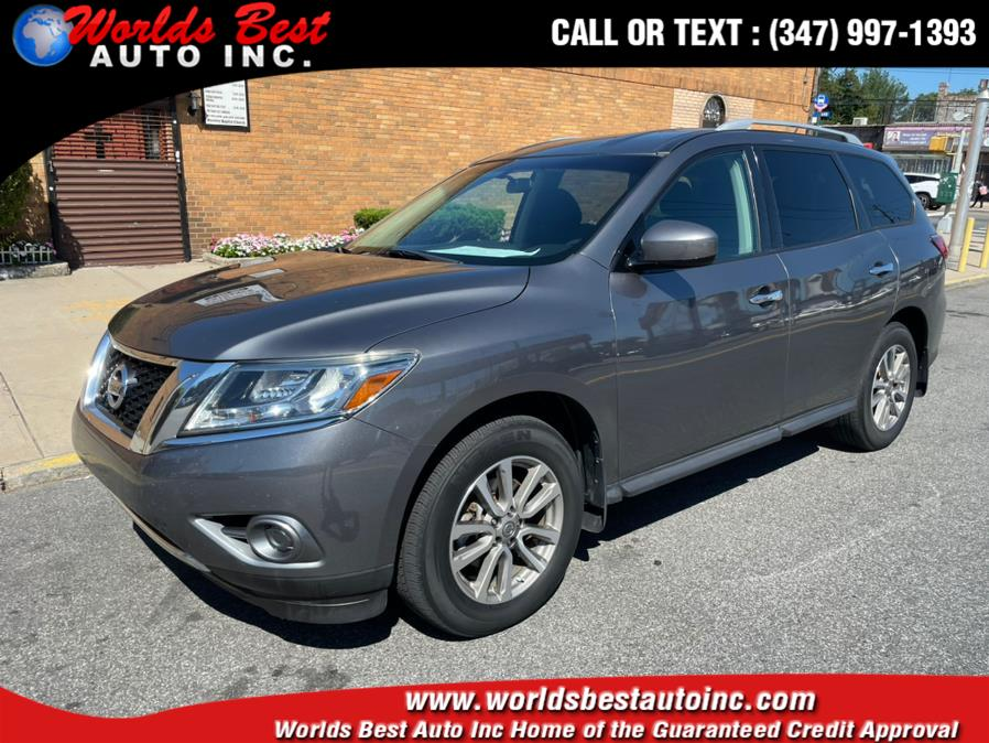 Used Nissan Pathfinder 4WD 4dr S 2015
