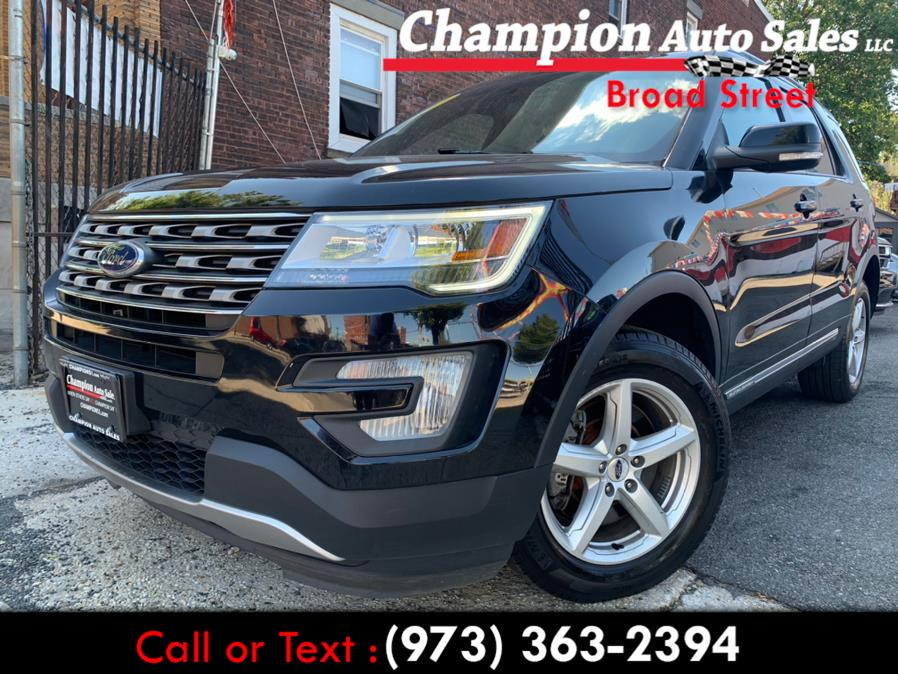 Used 2017 Ford Explorer in Newark, New Jersey   Champion Used Auto Sales LLC. Newark, New Jersey