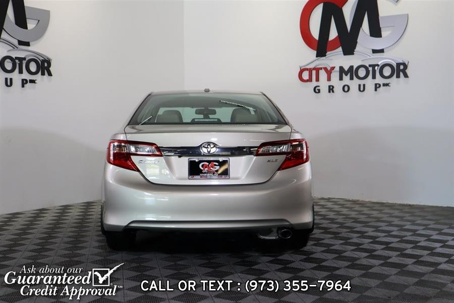 Used Toyota Camry XLE 2014 | City Motor Group Inc.. Haskell, New Jersey