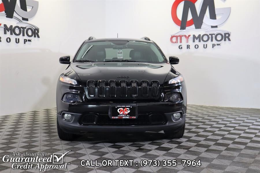 Used Jeep Cherokee High Altitude 2016 | City Motor Group Inc.. Haskell, New Jersey