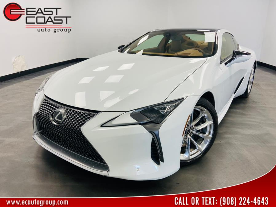 Used Lexus LC LC 500 RWD 2018   East Coast Auto Group. Linden, New Jersey
