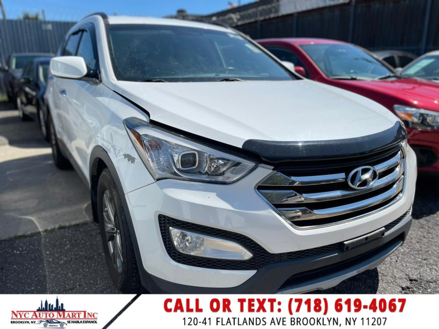 Used Hyundai Santa Fe Sport FWD 4dr 2.4 2014 | NYC Automart Inc. Brooklyn, New York