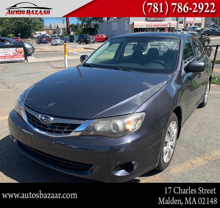 Used 2009 Subaru Impreza Sedan in Malden, Massachusetts | Auto Bazaar. Malden, Massachusetts