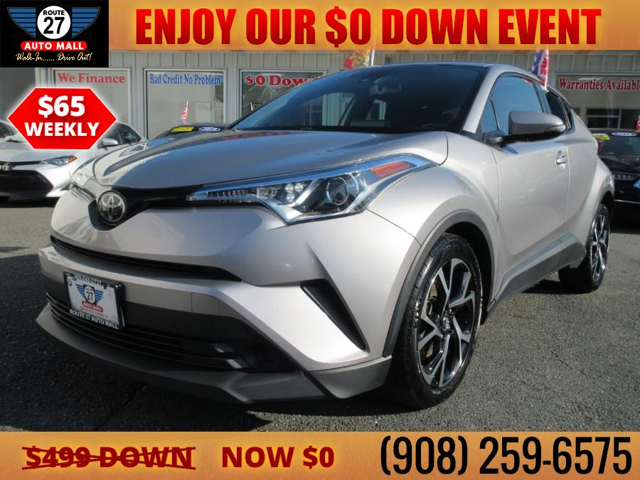 Used 2019 Toyota C-HR in Linden, New Jersey   Route 27 Auto Mall. Linden, New Jersey