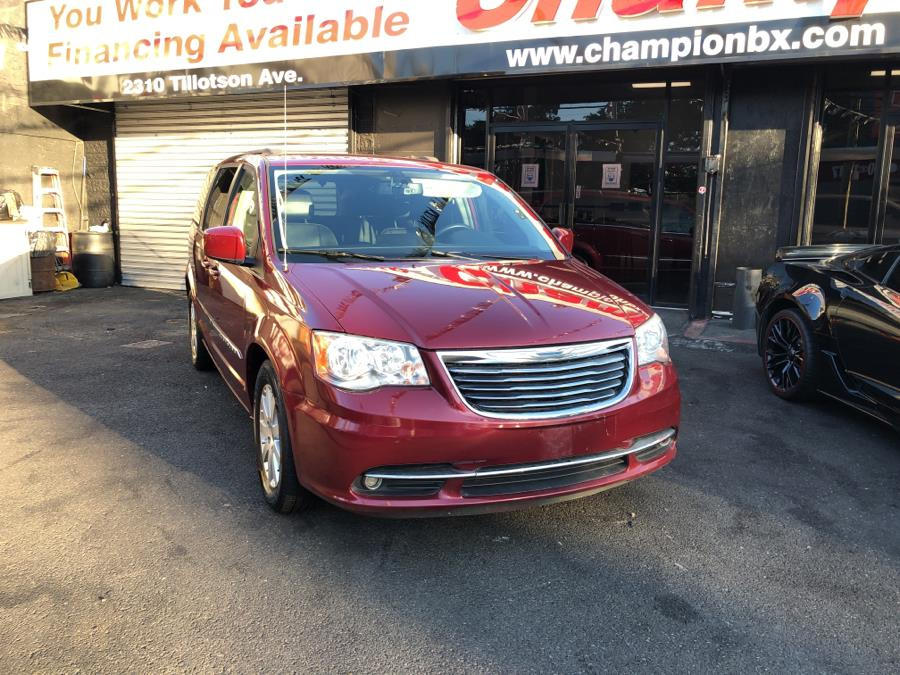 Used Chrysler Town & Country 4dr Wgn Touring 2014 | Champion Auto Sales Of The Bronx. Bronx, New York