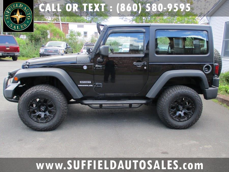 Used 2012 Jeep Wrangler in Suffield, Connecticut | Suffield Auto Sales. Suffield, Connecticut