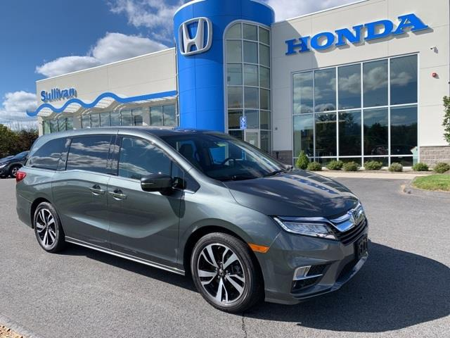 Used Honda Odyssey Elite 2019   Sullivan Automotive Group. Avon, Connecticut