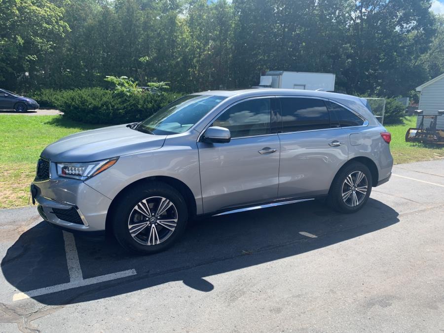 Used 2017 Acura MDX in Vernon, Connecticut | Diamond Auto Cars LLC. Vernon, Connecticut