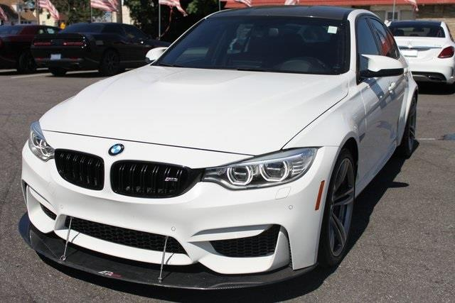 Used 2017 BMW M3 in Valley Stream, New York   Certified Performance Motors. Valley Stream, New York
