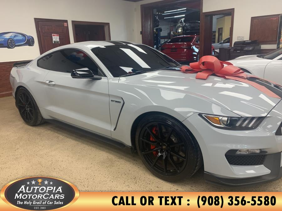 Used Ford Mustang 2dr Fastback Shelby GT350 fastback 2016   Autopia Motorcars Inc. Union, New Jersey