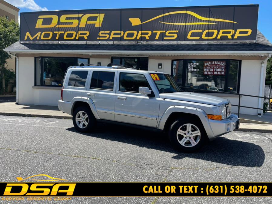 Used Jeep Commander 4WD 4dr Limited 2009 | DSA Motor Sports Corp. Commack, New York