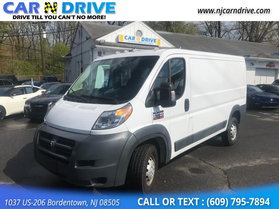 Used Ram Promaster 1500 Low Roof Tradesman 136-in. WB 2017   Car N Drive. Bordentown, New Jersey