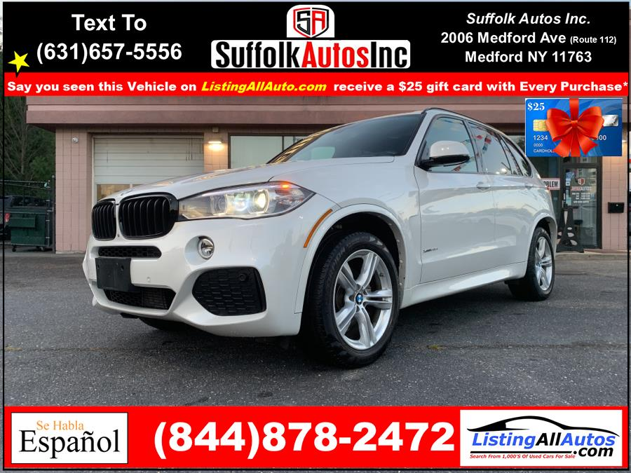 Used 2017 BMW X5 in Patchogue, New York | www.ListingAllAutos.com. Patchogue, New York