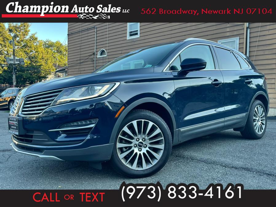 Used 2018 Lincoln MKC in Newark, New Jersey | Champion Auto Sales. Newark, New Jersey